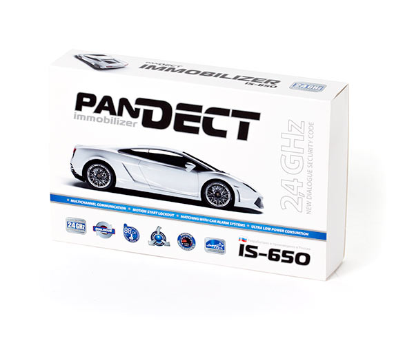 Новинка Pandect is 650
